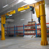 0.5-10t Pillar Mounted Jib Crane