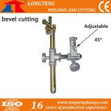 45 Degree Manual Bevel Adjustable Cutting Torch Holder/Support/Bracket