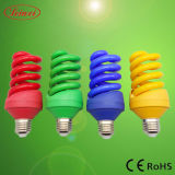 Half Spiral Shaped Energy Saving Lamp (LWHS001)