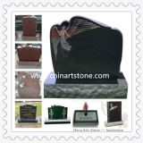 Simple Granite Headstone for Monument