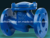 Cast Iron/Ductile Iron Flanged End Lift Check Valves