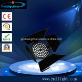 LED Theater Motor Exhibition PAR Can Car Show Lights