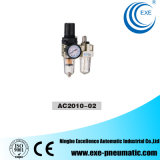 Exe Pneumatic Air Filter F. R. L Combination Air Source Treatment (AC2010-10)