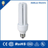 CE UL 11W - 26W 3u Compact Fluorescent Bulbs 110-240V