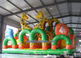 0.55m PVC Inflatable Obstacle for Indoor or Outdoor Use (A504)