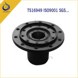 CNC Machining Iron Casting Auto Parts Wheel Hub