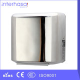 High Speed Brush Motor 304 Stainless Steel Sensor Hand Dryer