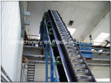 Large Angle Sidewall Conveyor Belt Stable Quality