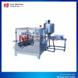 Automatic Premade Pouch Liquid & Thick Liquid Packing Machine Unit