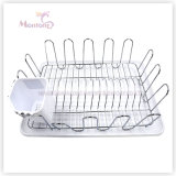Kitchen Steel Storage Drying Dish Rack