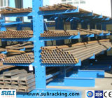 Combined Cantilever Shelf for Sheet and Lumber Solutions