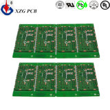 4layer RoHS Multilayer Rigid PCB Board for Audio