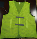 Mesh Safety Vest with 4PC of 2 *16cm Reflective Strips