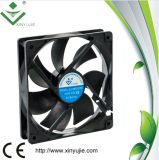 12025 High Quality Good Performance Sleeve Bearing Cheap 4pin Computer Fan