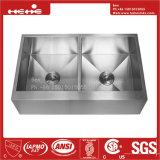 Stainless Steel Apron Farmhouse Kitchen Sink, Handmade Sink, Stainless Steel Sink, Kithen Sink, Sink