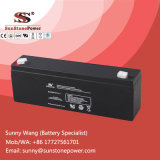 12V 2.3ah Rechargeable Sealed Lead Acid Power Storage Battery