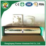 8011 Alloy Aluminium Foil PE Coated Aluminium Foil Big Rolls for Food Service and Home