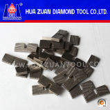 U Style Granite Segment for Diamond Saw Blade