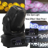 90W LED Spot Moving Head Stage Lighting