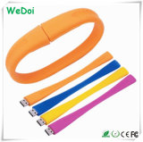 Hot Selling Wristband USB Stick with Low Cost (WY-S02)