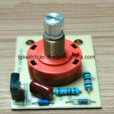 RS20 20mm 10 Position Sp10t No Limit Rotary Switch