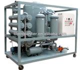on Site Use Dirty Black Transformer Oil Regeneration System