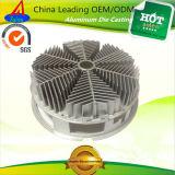 Heat Resistance Alloy Radiator Downlight Aluminum LED Heat Sink