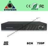 8CH H. 264 (720P) CCTV Security Camera DVR (EV-CH08-N1206B)
