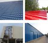 Pre- Painted Corrugated Steel Roof Sheet for Modern Villa