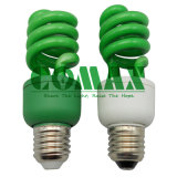 T3 Half Spiral 20W Color Energy Saving Lamp