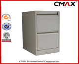 Steel Cabinets 2-Drawer Metal Office Filing Storage Combination Lock Wardrobe Lateral Filing Drawer Cmax-Fd02-001