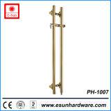 Europe Popular Shower Latch in Glass Door Lock (pH-1007)