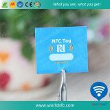 Hot Sale 13.56MHz Ntag213 RFID NFC Paper Sticker