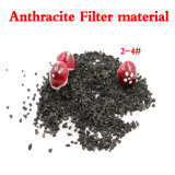 0.8-1.6mm F C 80% Anthracite Filter Media for Water Treatment (XG-A037)