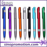 9 Color Available Plastic Click Ball Pen Asvertising Ball Pen