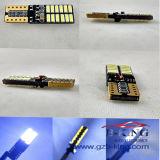 T10 24 PCS 4020SMD Car LED Bulb