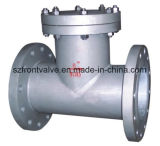 Cast Steel Flanged End T-Strainer (Tee type strainer)