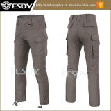 Men′s Multi Pockets Tactical Combat Trousers Outdoor Quick-Drying Pants