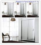 Sanitary Ware Bathroom Bi-Fold Simple Shower Door