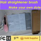 Wholesale Hair Straightener Brush with UK Plug