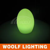 Rechargeable Outdoor Egg Shape LED Table Lights