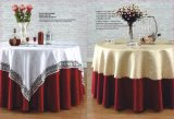 Chain Embroidery, Wedding, Banquet, Hotel Tablecloth, Table Linen