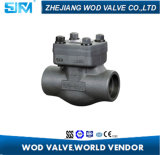 Forged Vertical Weld Threaded Check Valve