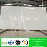 Super White Artificial Quartz Stone for Tops