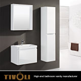 Fancy Desginer Wall Hang Bathroom Vanity with Shaving Cabinets and Side Cabinets Tivo-0014vh