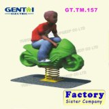 016 Factory Price Seesaw Prices, Ce Seesaw, Spring Rider