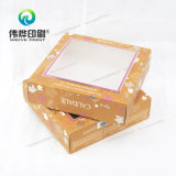 Elegant Paper Printing Gift Packaging Box with Hot Stamping