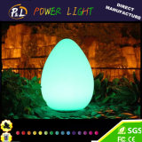 16 Color-Changing LED Egg Table Lamp Light for Decoration