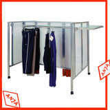 Metal Clothes Hanging Rack Racking System