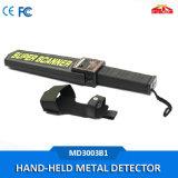Alarm Hand-Held Metal Detector Md3003b1